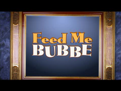 Feed Me Bubbe Sponge Cake